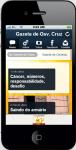 Gazeta de Osvaldo Cruz screenshot 1/1