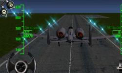 3D Army plane flight screenshot 1/1