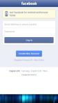 Facebook Hider screenshot 1/1