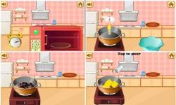 Pizza Maker Game screenshot 3/5