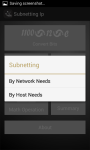 Subnetting Ip v4 calculator screenshot 2/6