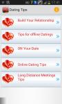 Dating Love Tips screenshot 1/3