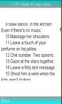 Get 101 ideas to say i love you Manual screenshot 1/1