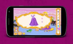 Make up a small princess Rapunzel screenshot 3/4