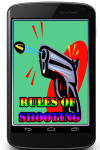 Rules of Shooting screenshot 1/3