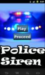 Police Siren Prank screenshot 1/2