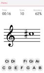 Music Tutor - Sight Reading Improver screenshot 3/5