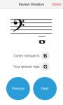 Music Tutor - Sight Reading Improver screenshot 5/5
