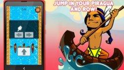 Indian Piragua Race - Kayak Competition screenshot 2/3