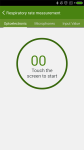 4Free Breath Rate Measure screenshot 3/5