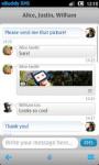 eBuddy New Mobile Messenger pro screenshot 2/6
