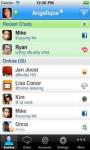 eBuddy New Mobile Messenger pro screenshot 3/6