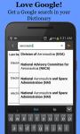 Aerospace Dictionary screenshot 3/6
