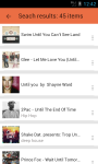 SoundCloud Music Player Pro screenshot 6/6