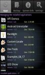 1Clear  Uninstaller free screenshot 2/2