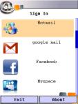 sign in screenshot 3/3