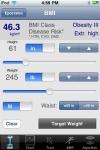 BMI Tool screenshot 1/1