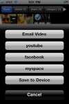 Photo Org youtube, facebook, myspace, video and... screenshot 1/1