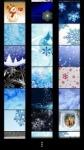 Snowflakes Wallpapers screenshot 2/4