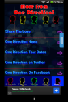 The One Direction Fan App screenshot 6/6