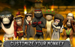 New Battle Monkeys Multiplayer screenshot 3/6