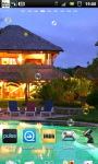 Luxury Villa Ubud Bali Live Wallpaper screenshot 6/6