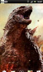 Godzilla Live Wallpaper 4 screenshot 2/4
