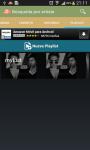 SoundCloud music player screenshot 4/4