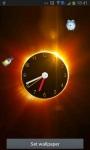 Solar Eclipse Alarm Clock and Flashlight screenshot 2/4