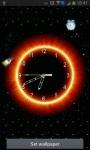 Solar Eclipse Alarm Clock and Flashlight screenshot 3/4