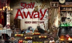 Free Hidden Object Games - Stay Away screenshot 1/4