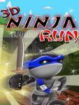 3D NINJA RUN screenshot 1/5