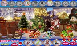Free Hidden Object Game - Christmas Lights screenshot 3/4