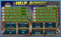 Free Hidden Object Game - Christmas Lights screenshot 4/4