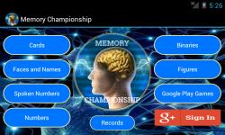 Memory Champions screenshot 1/6