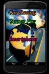 Car Racing Games For Your Smartphone screenshot 1/3