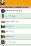 Car Racing Games For Your Smartphone screenshot 2/3
