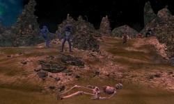 VR Horror Ruins Adventure screenshot 3/6