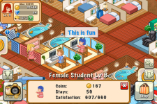 Hotel Story: Resort Simulation Game screenshot 1/5