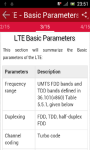 Learn LTE screenshot 2/3
