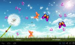 3D Blue Sky Live Wallpaper screenshot 4/5
