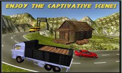 Truck Sim: Hill Station screenshot 3/4