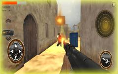 Arab Sniper Assassin Shoot War screenshot 5/6