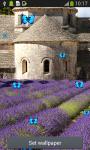 Lavender Live Wallpapers screenshot 2/6