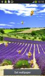 Lavender Live Wallpapers screenshot 5/6
