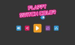 Flappy Switch Color screenshot 1/5