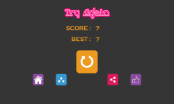 Flappy Switch Color screenshot 5/5