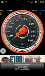 Speedometer Pro screenshot 6/6