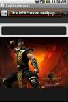 Cool Mortal Kombat Wallpapers screenshot 1/2