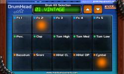 DrumHead by Mobile Amusements screenshot 2/2